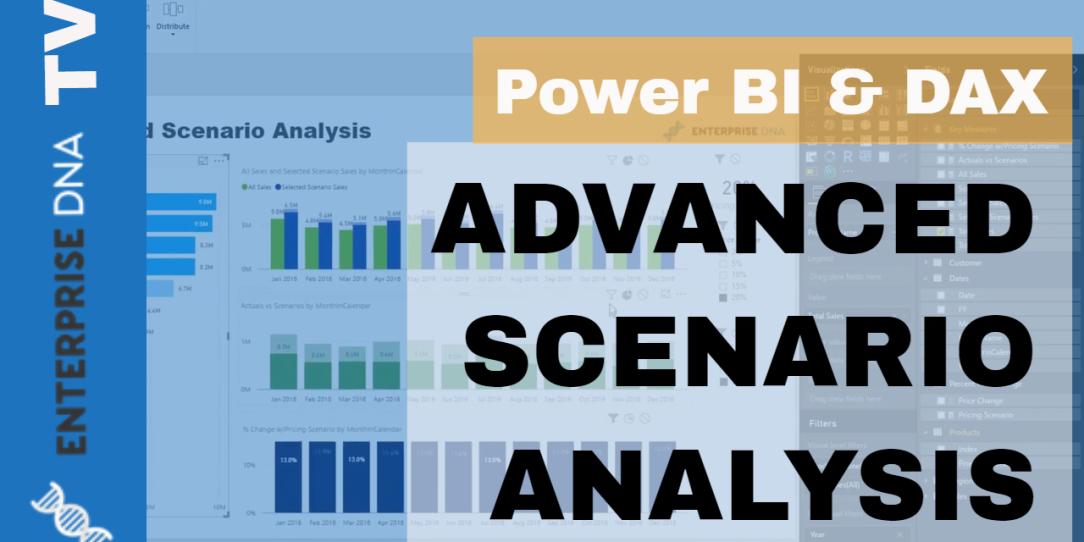 Develop Advanced Scenario Analysis Models Using DAX in Power BI