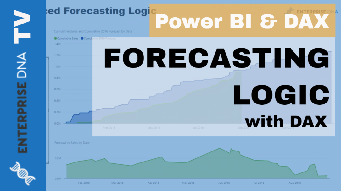 Explore Forecasting Logic In Your Power BI Models Using DAX