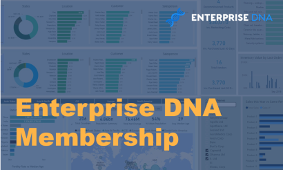 Enterprise DNA Membership latest