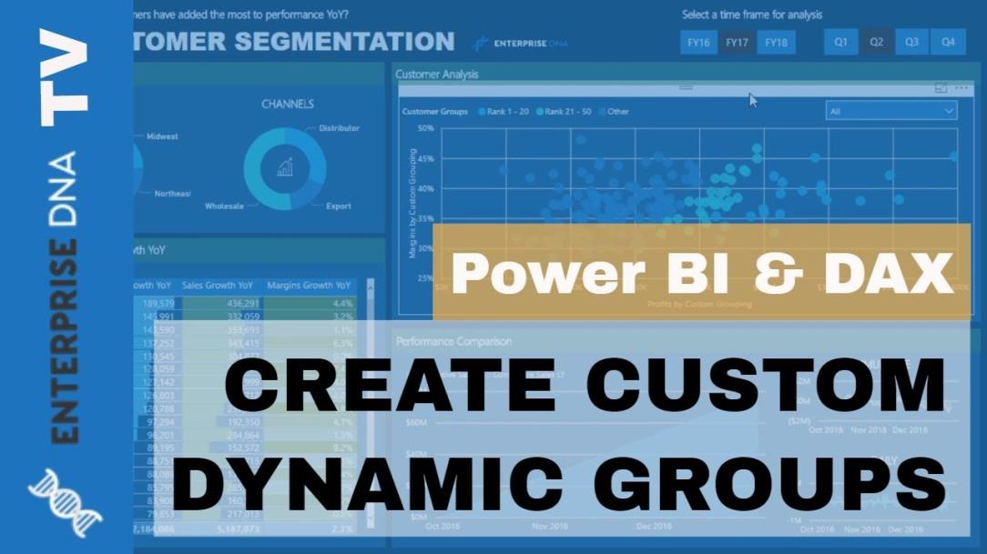 Custom Dynamic Segmentation Using DAX In Power BI
