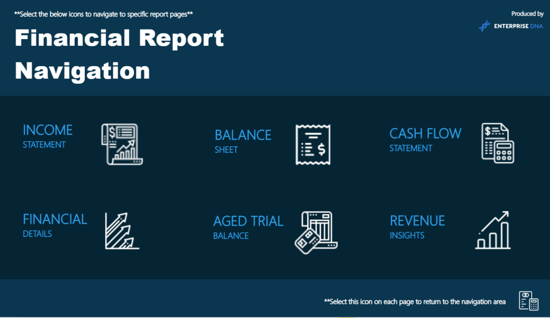 Report Navigation Image