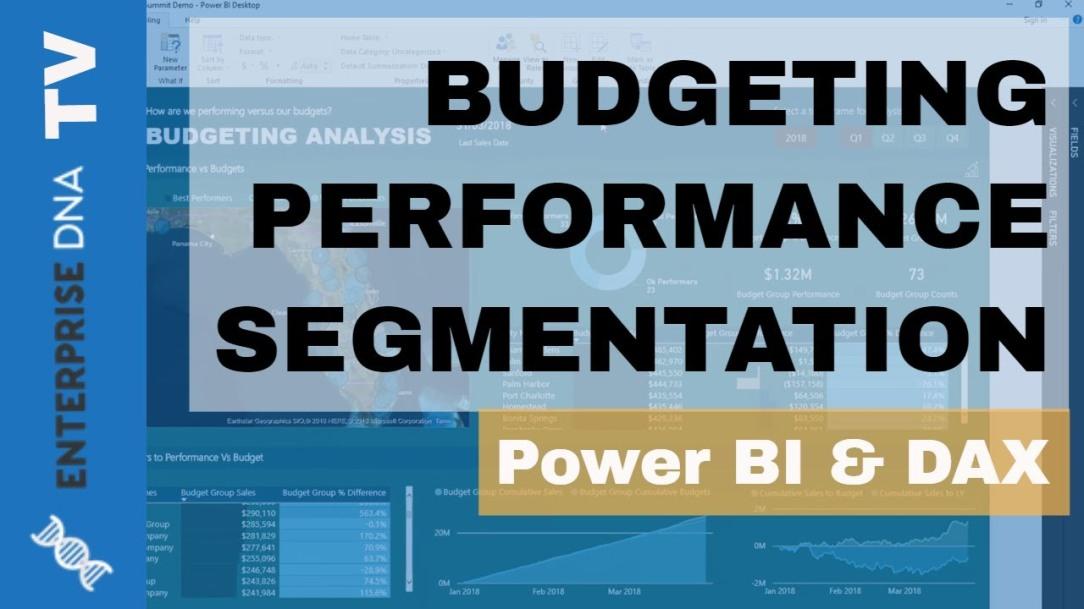 Budgeting Performance Segmentation Using DAX In Power BI